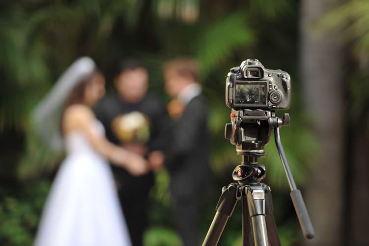 camera on wedding รับ Live สด งานแต่ง